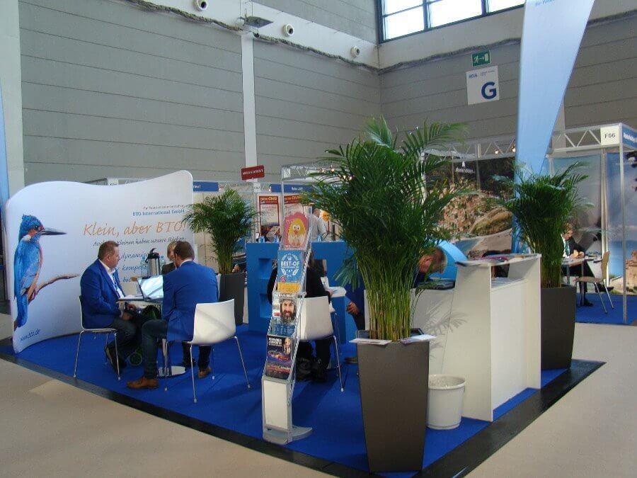 Świnoujście. Uczestnictwo w targach RDA Friedrichshafen.