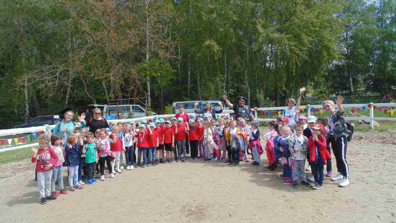 Świnoujście. Przedszkolaki integrowały się podczas wspólnego święta sportu!