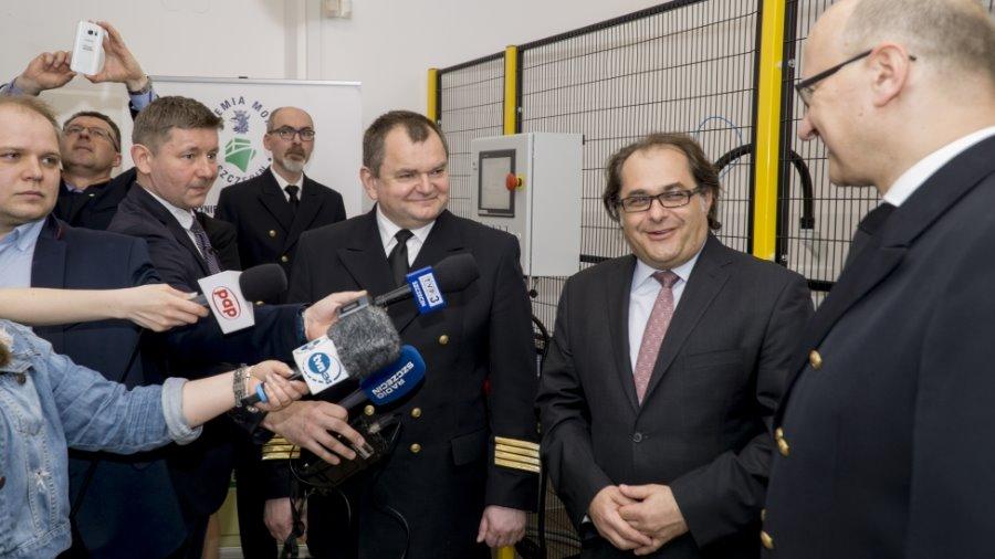 Akademia Morska w Szczecinie. Automatyzacja na najwyższym poziomie