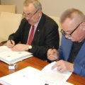 Umowa z wykonawcą nowego parkingu dla ciężarówek w Świnoujściu podpisana.