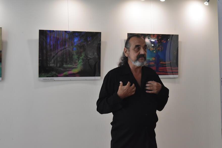 """Świnoujście. """"Kolory mojej wyobraźni"""". Wystawa fotografii Alfreda Żurawskiego - fotogaleria."""