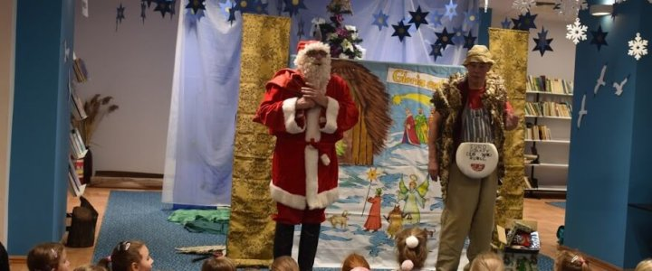 """Świnoujście. """"Idą Święta"""" - spektakl edukacyjny dla dzieci"""