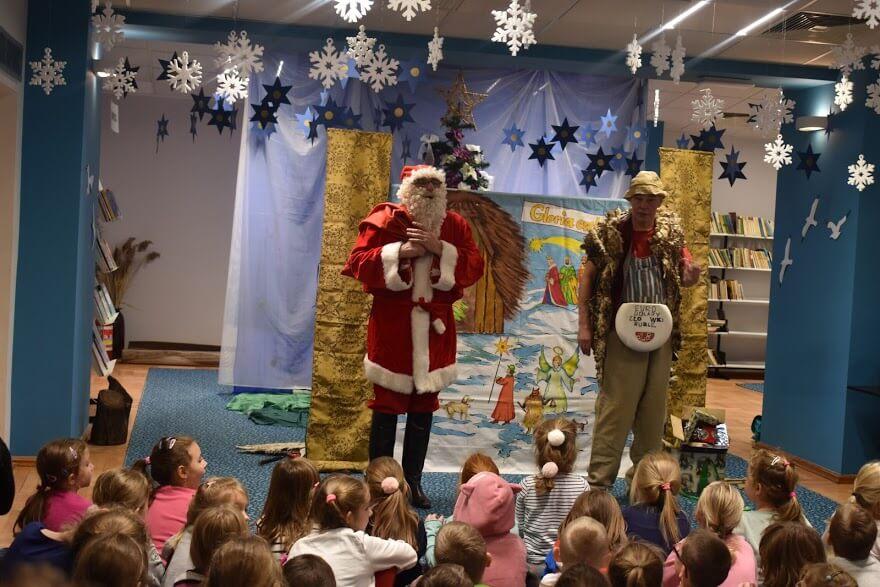 """Świnoujście. """"Idą Święta"""" – spektakl edukacyjny dla dzieci"""