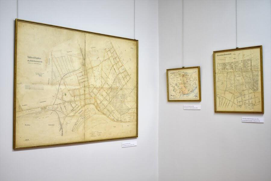 Świnoujście. A to ciekawe! Mapy starego Świnoujścia.