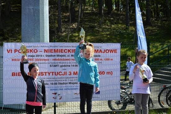Świnoujście. VI polsko – niemieckie biegi majowe już za nami