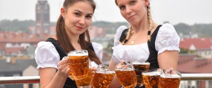 Oktoberfest w Świnoujściu. Dokąd na piwne dożynki?