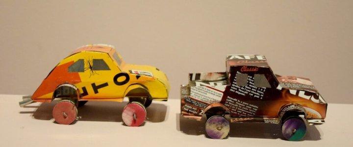 """""""Manufaktura Igraszka"""" - konkurs dla dzieci na wykonanie zabawki."""