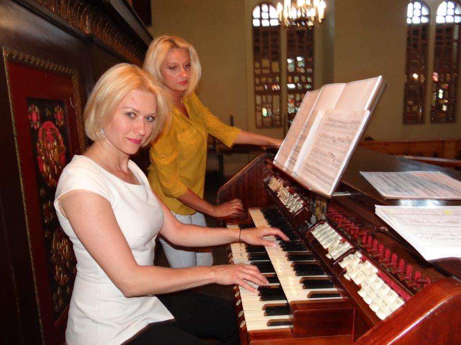 Na  letni  wieczór Bach  i  romantyzm
