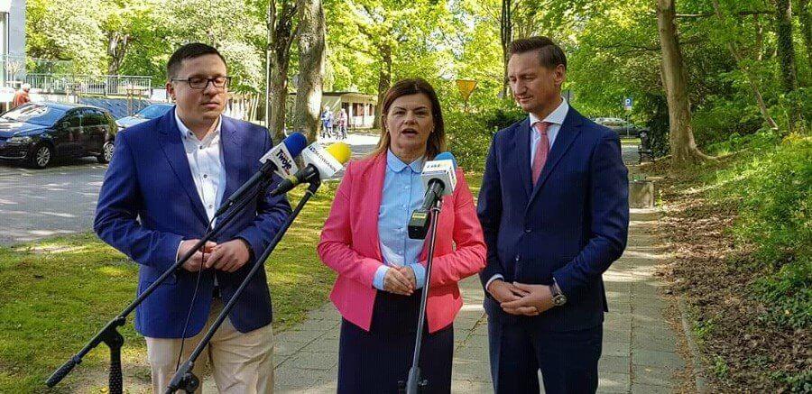 Przewodnicząca Rady Miasta Świnoujście Elżbieta Jabłońska kandyduje do Europarlamentu