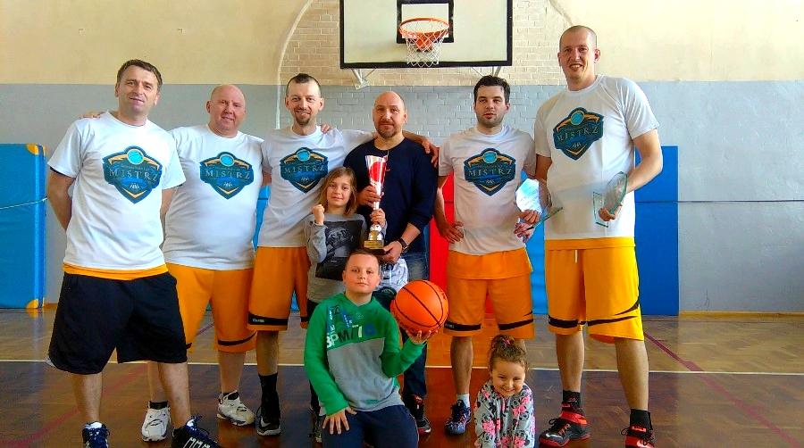 Finały Świnoujskiej Basket Ligi