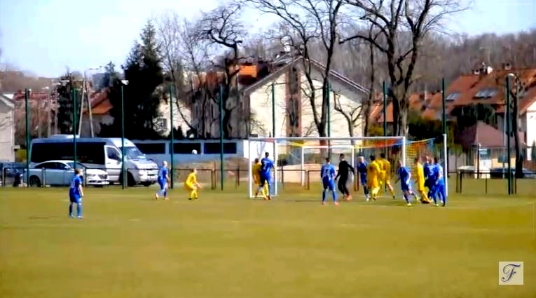 Świnoujście. Rozhartowali Stal i przechylili szalę dwumeczu  Stal Szczecin – Flota 0-3 (0-1)