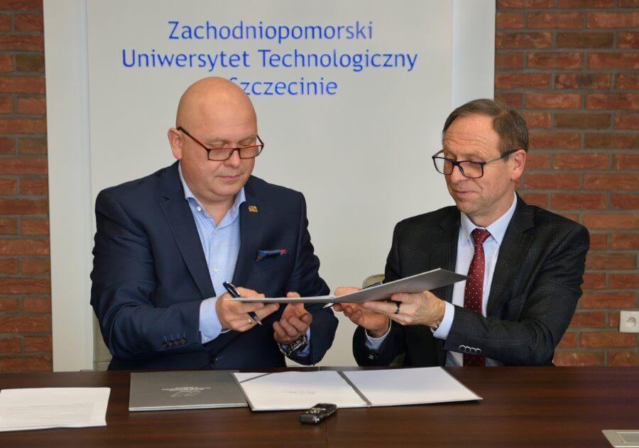 Zachodniopomorski Uniwersytet Technologiczny w Szczecinie i firma Energo-Complex będą współpracować.