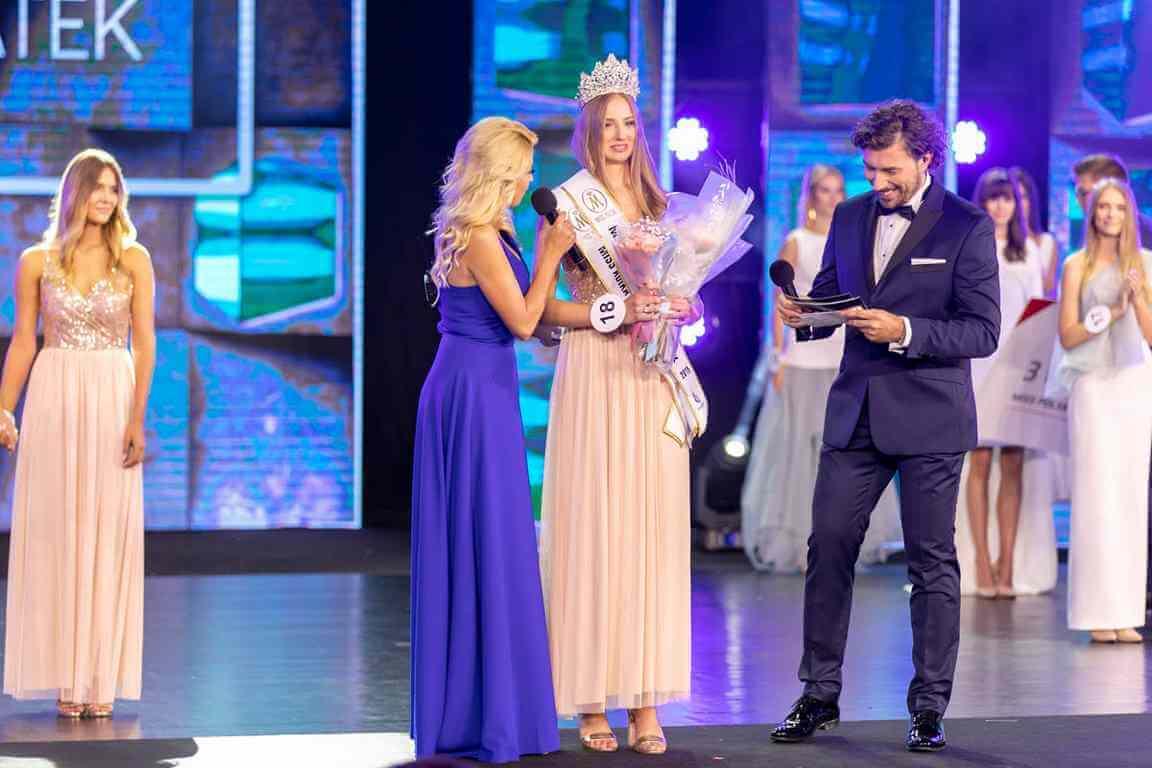 Polska wybrała najpiękniejszą nastolatkę 2019 roku w Świnoujściu