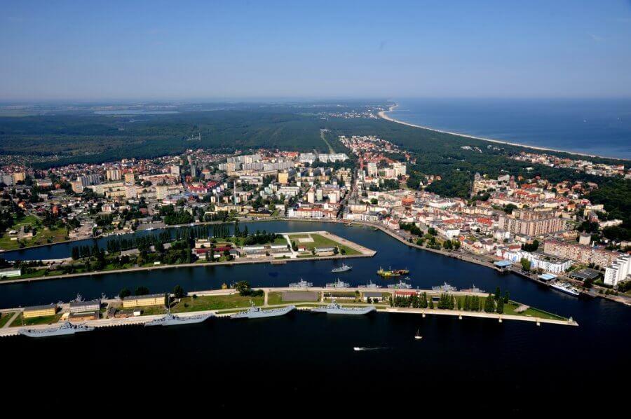 Ranking Wspólnoty. Świnoujście w pierwszej trójce najzamożniejszych miast na prawach powiatu.