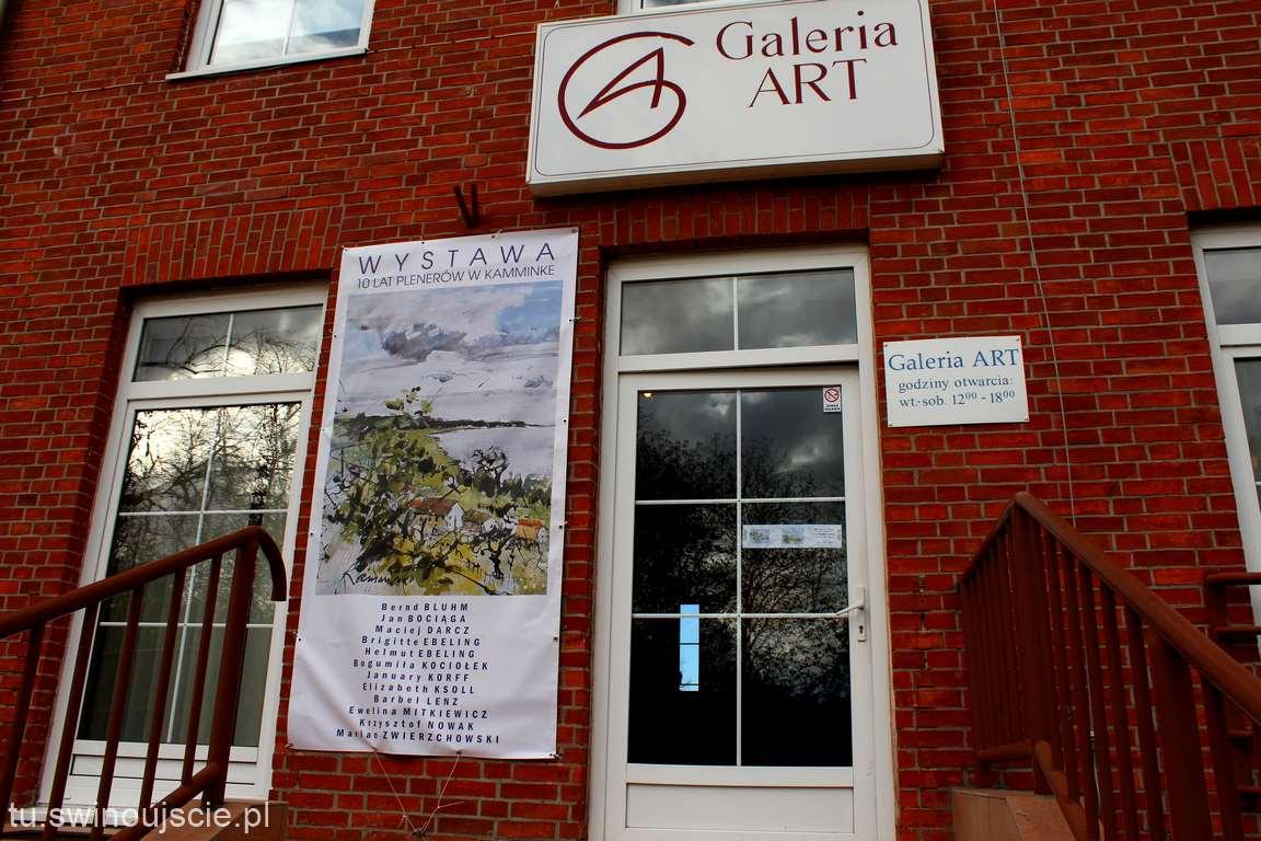 Plakat w służbie ekologii. Galeria ART Świnoujście