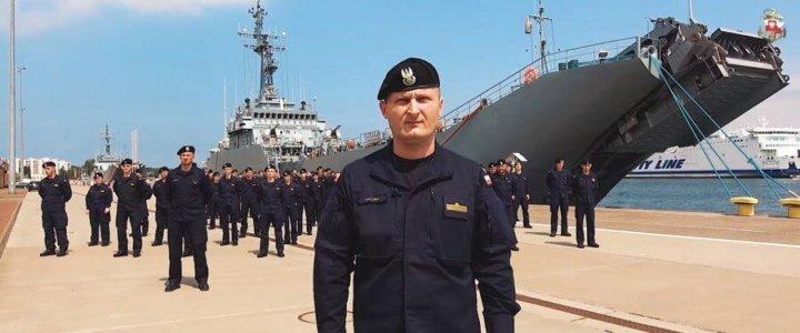 #GaszynChallenge w 8. Flotylli Obrony Wybrzeża.
