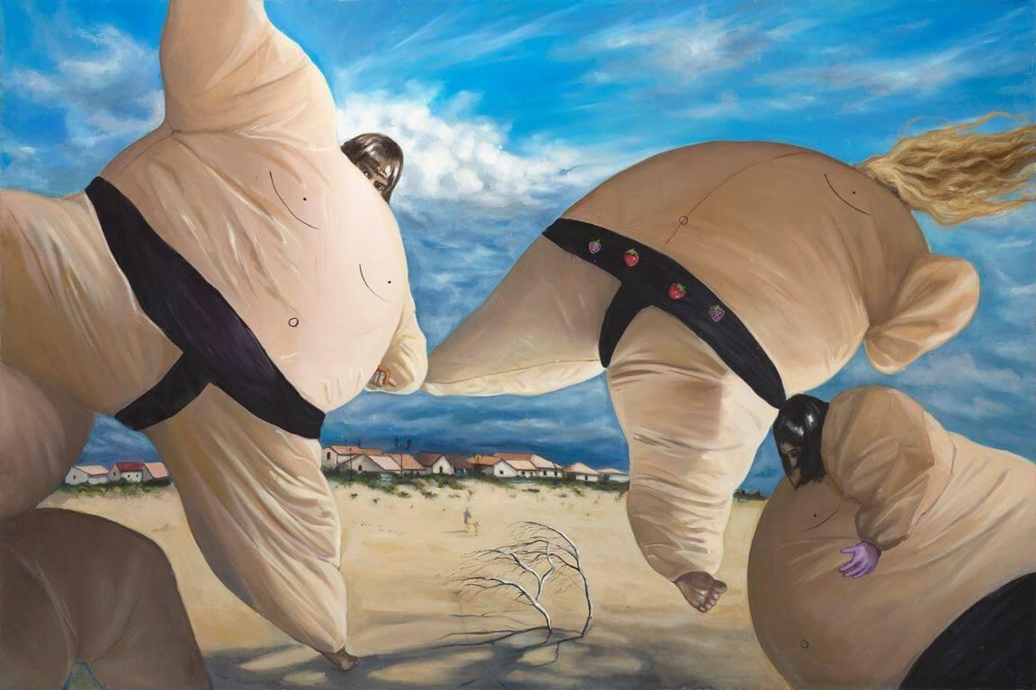 Świnoujście. W Galerii ms44 Obrazy Utopijne Julii