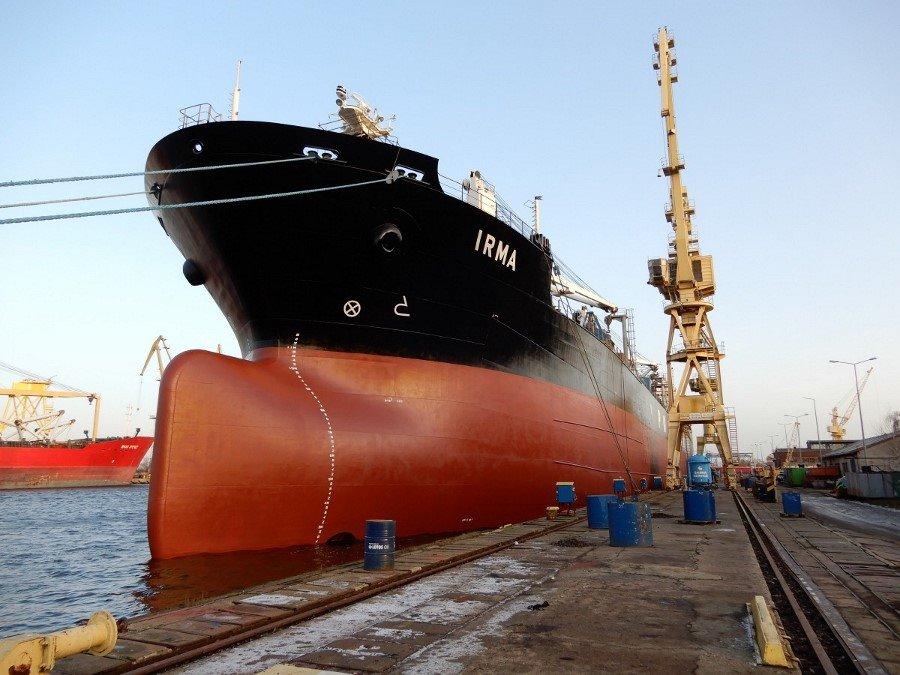 W MSR Gryfia trwa remont pierwszej rosyjskiej jednostki