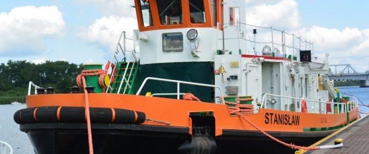 Regionalny Zarząd Gospodarki Wodnej w Szczecinie chce zamówić dwa lodołamacze