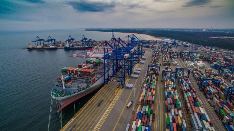 Port Gdańsk i DCT Gdańsk firmami napędzającymi rozwój regionu Morza Bałtyckiego