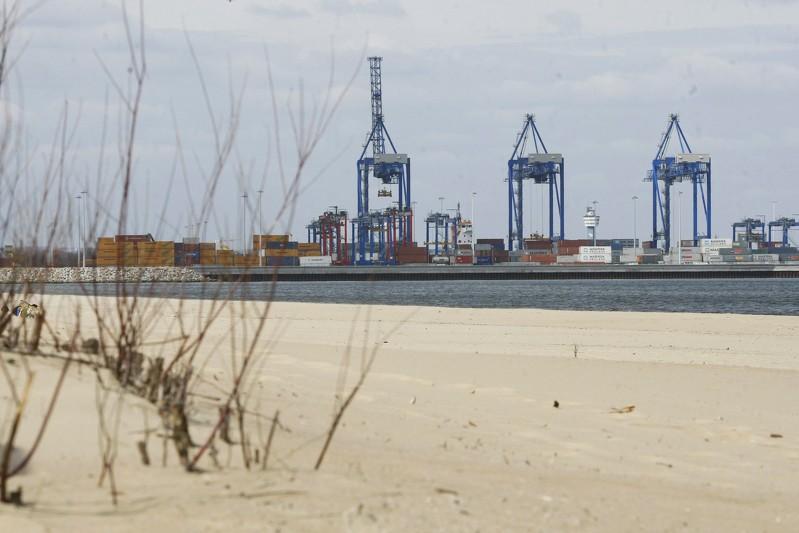 Port Gdańsk zajmie pół kilometra plaży?