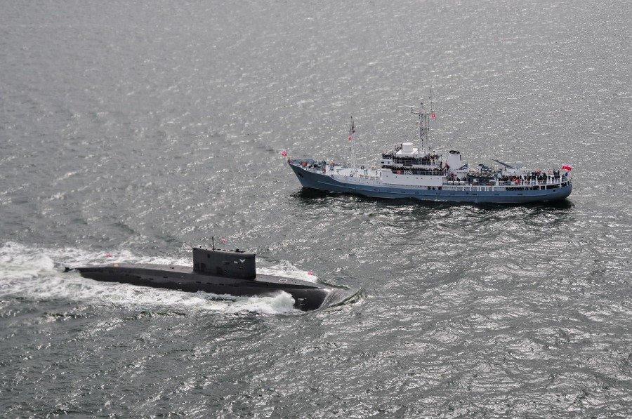 Polska flota szybko nabiera wody