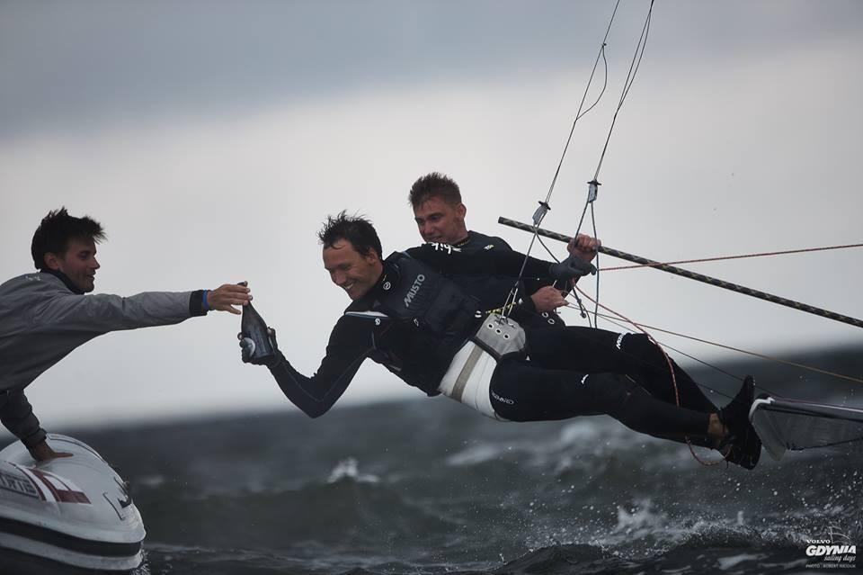 Gdynia Sailing Days – Buksak i Wierzbicki: Nie zamierzamy na tym poprzestać
