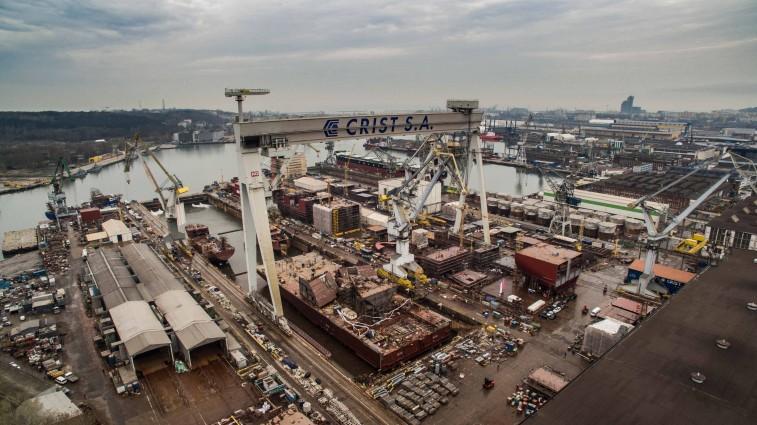 Puls biznesu: Roboty zbudują polskie statki