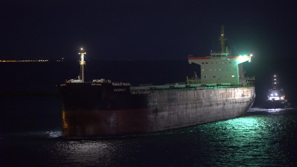 PŻM rozpoczyna wyposażanie statków w nowatorskie urządzenia do oczyszczania wód balastowych (foto)