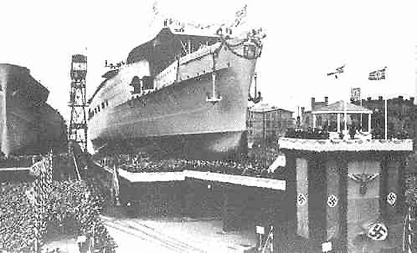 Graf Zeppelin – historia  niemieckiego lotniskowca