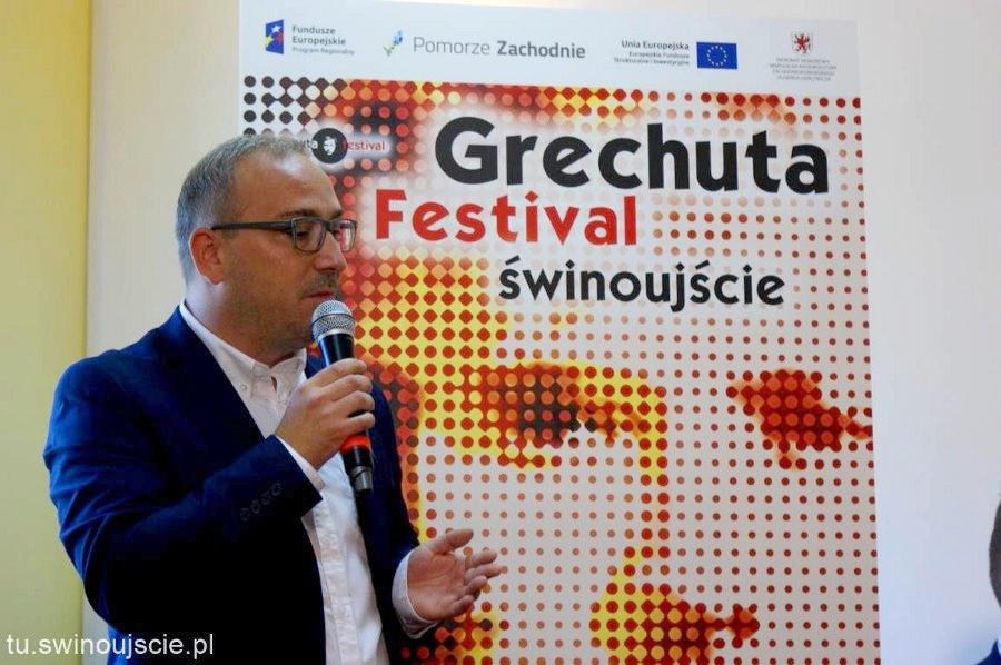 Konferencja prasowa GRECHUTA FESTIVAL – ŚWINOUJŚCIE 2017