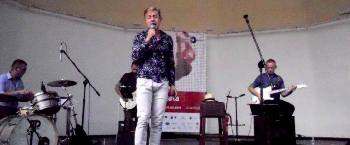 Świnoujście. Grechuta Festival 2019 w Muszli Koncertowej wczoraj zagrał Jarek Wist.