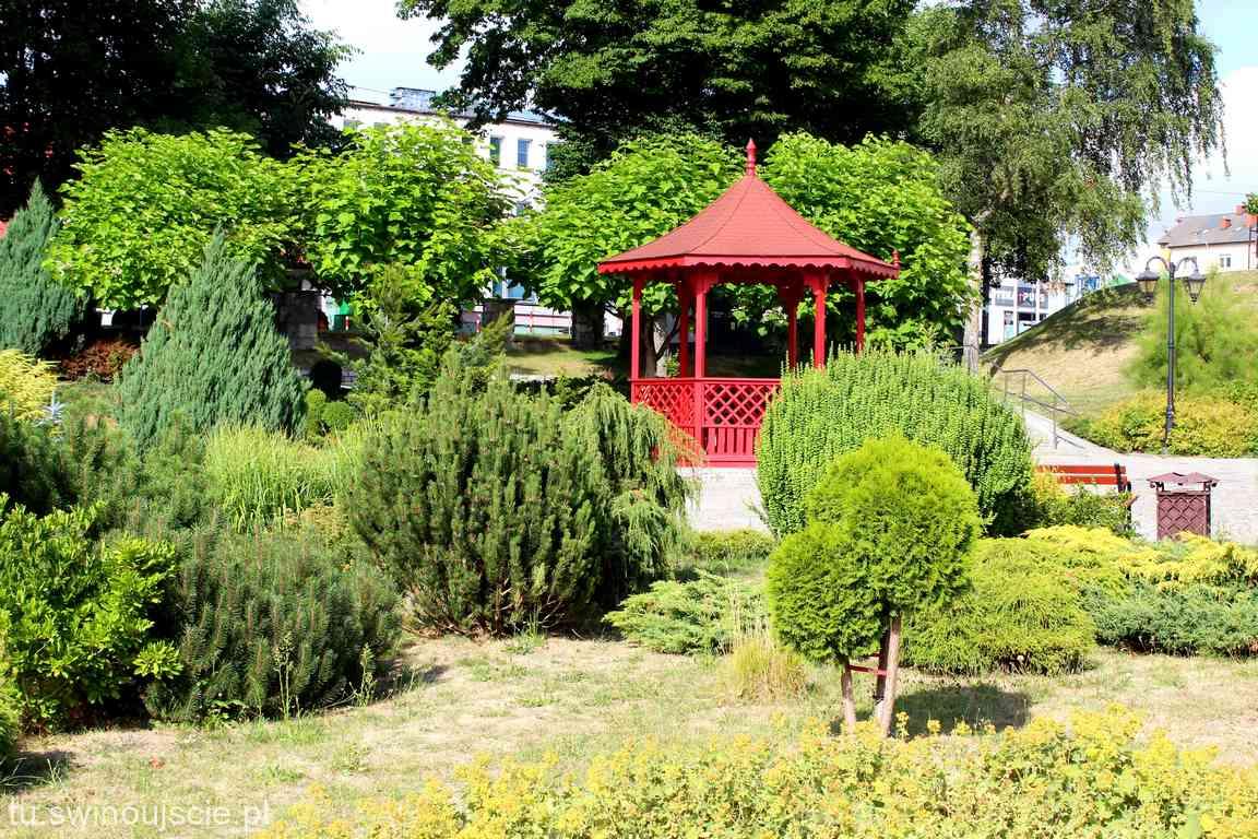 Ogród Japoński w Gryficach