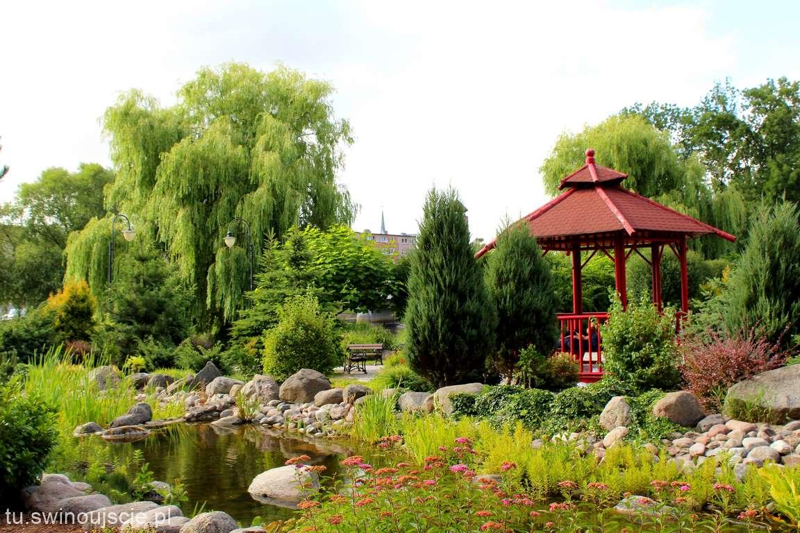 Ogród Japoński w Gryficach (fotogaleria)