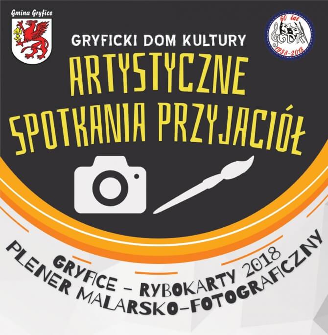 """""""ARTYSTYCZNE SPOTKANIA PRZYJACIÓŁ GRYFICE – RYBOKARTY 2018"""""""