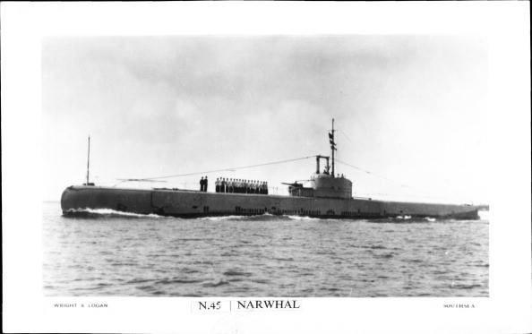 Polacy znaleźli zaginiony w 1940 r brytyjski okręt