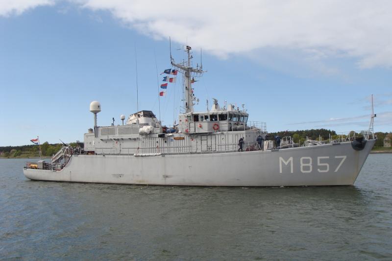 Okręty NATO w Szczecinie