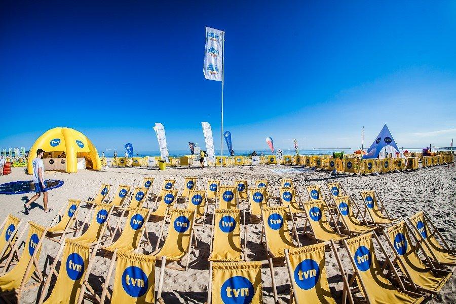 Świnoujście. Plaża, korty tenisowe, amfiteatr. Będzie się działo! (program)