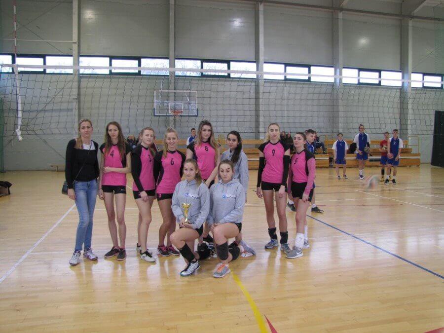 Mistrzostwa Miasta Świnoujście w piłce siatkowej dziewcząt i chłopców w ramach Licealiady