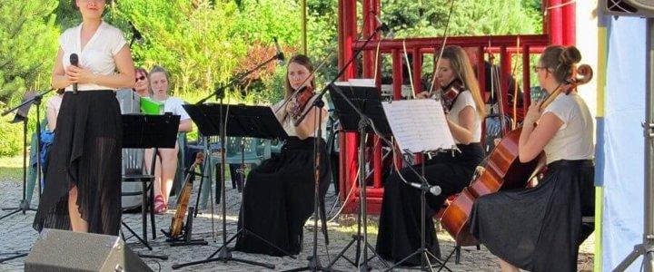 """""""Gryfickie Lato Muzyczne 2019"""" - fotorelacja """"Cztery Pory Roku""""."""