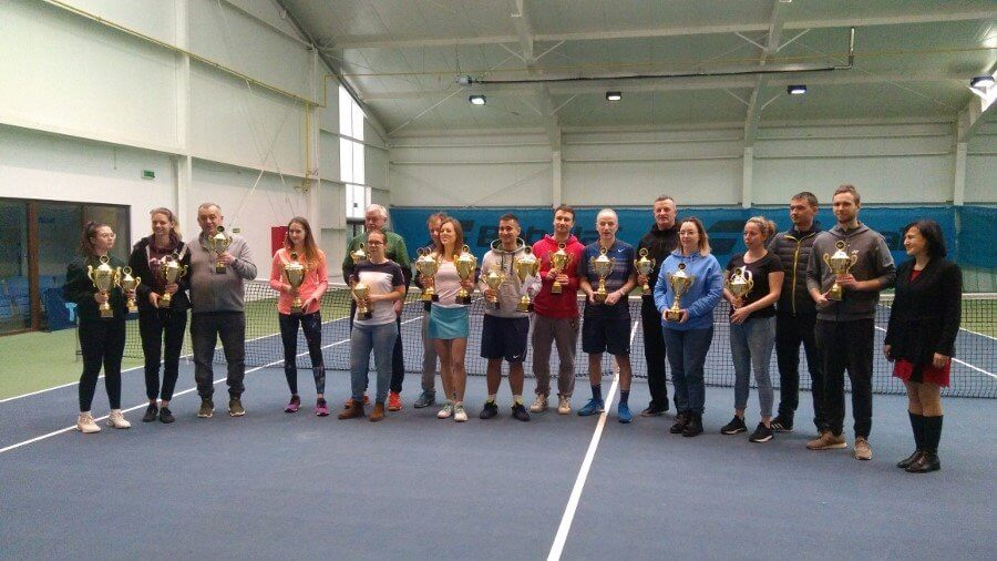 Świnoujście. II Otwarte Halowe Mistrzostwa Wyspy Uznam w Tenisie Ziemnym przeszły do historii