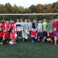 Świnoujście. Wyniki zawodów - piłka nożna dziewcząt i chłopców.