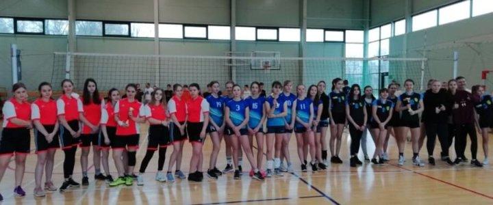 Świnoujście. Igrzyska Młodzieży Szkolnej w piłce siatkowej dziewcząt i chłopców.