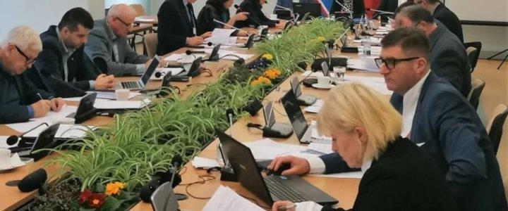 Świnoujście. XXVII sesja Rady Miasta Świnoujście.