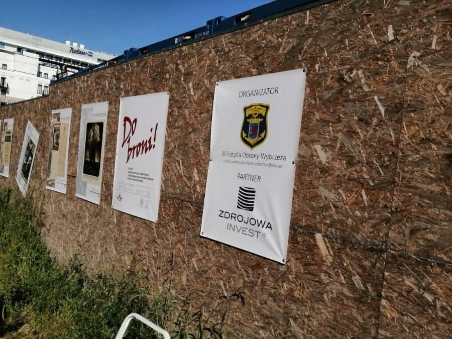 Świnoujście. Wystawa plenerowa z okazji 100-lecia Bitwy Warszawskiej i Święta Wojska Polskiego