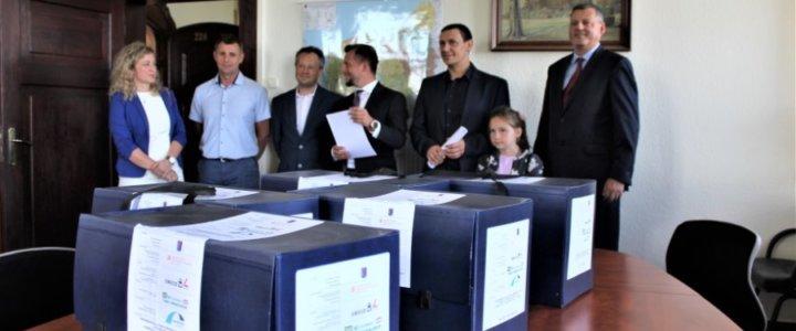 Tunel w Świnoujściu z wnioskiem o wydanie decyzji ZRID.