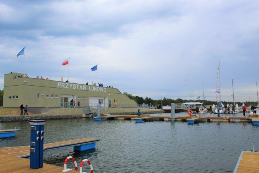 Świnoujście. Nowa Marina na Zachodniopomorskim Szlaku Żeglarskim otwarta.
