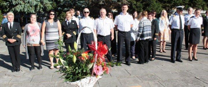 Zespół Szkół Morskich w Świnoujściu. Rozpoczęliśmy rok szkolny.