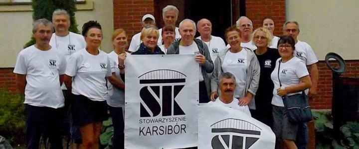 Impreza Integracyjna na wyspie Karsibór