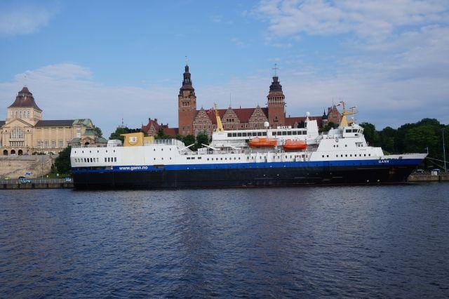 Trzy pełnomorskie wycieczkowce odwiedzą w tym roku Szczecin